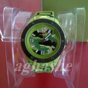 Swiss Army Sport Rubber Green Lime